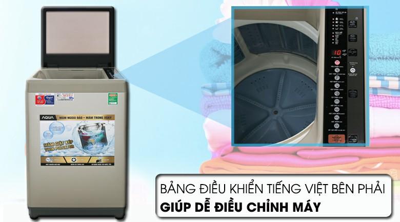 Máy giặt AQUA W90CT N 9 kg 1