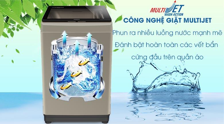 Máy giặt AQUA W90CT N 9 kg 4