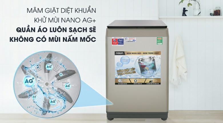 Máy giặt AQUA W90CT N 9 kg 5