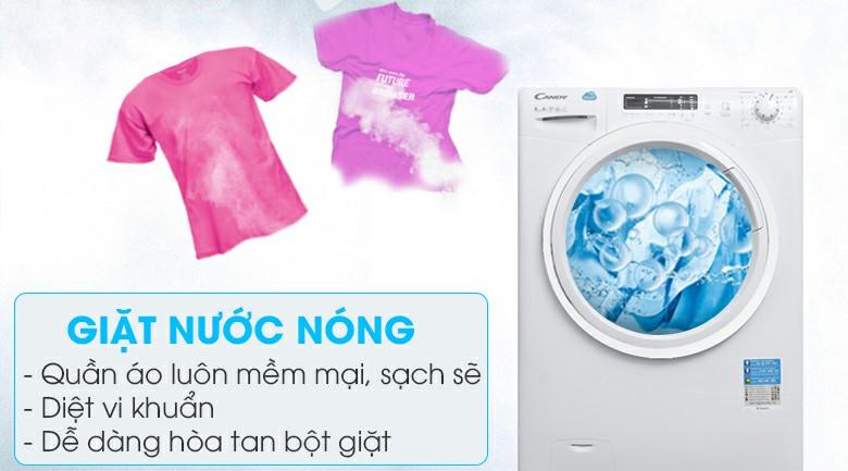 Máy giặt Candy HCS 1282D3Q 8kg 3