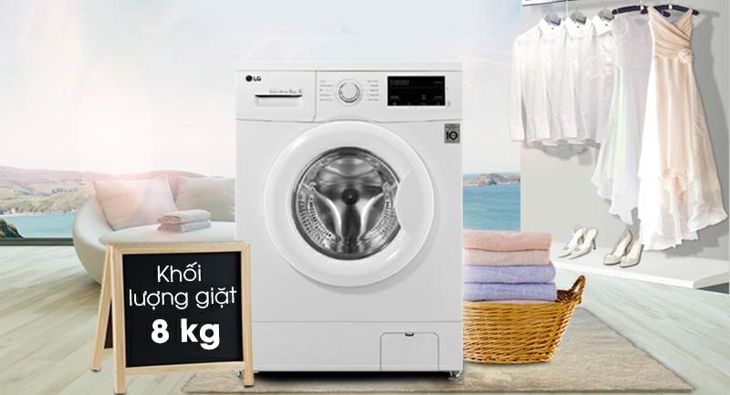 Máy giặt LG FM1208N6W Inverter 8kg 3
