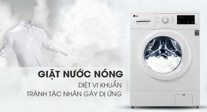 Máy giặt LG FM1208N6W Inverter 8kg 6