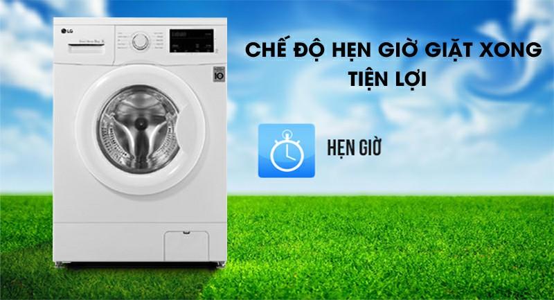 Máy giặt LG FM1208N6W Inverter 8kg 7