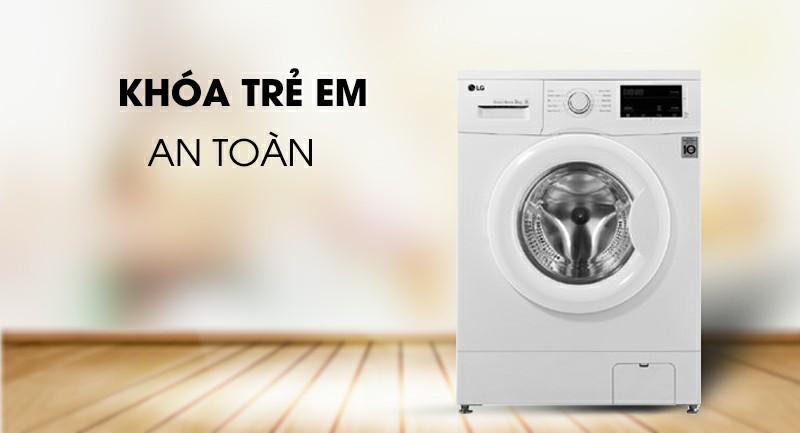 Máy giặt LG FM1208N6W Inverter 8kg 8