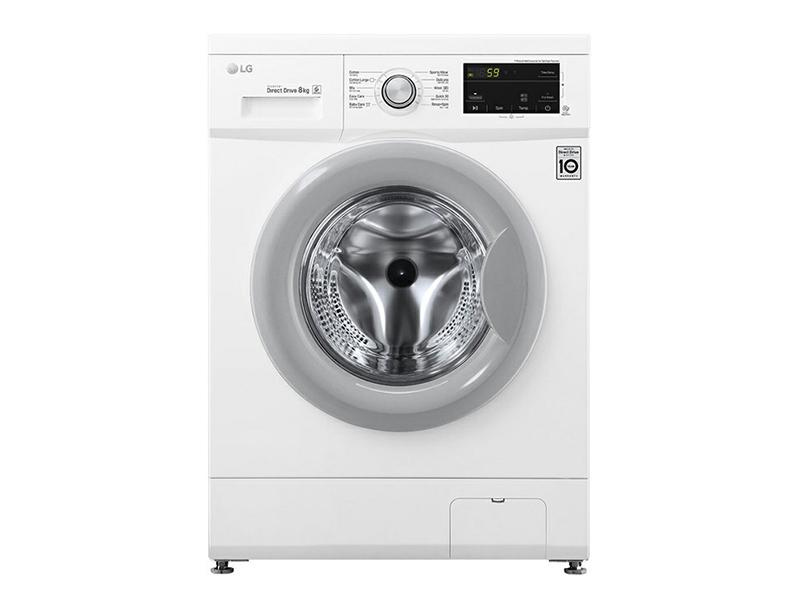 Máy giặt LG FM1208N6W Inverter 8kg 9