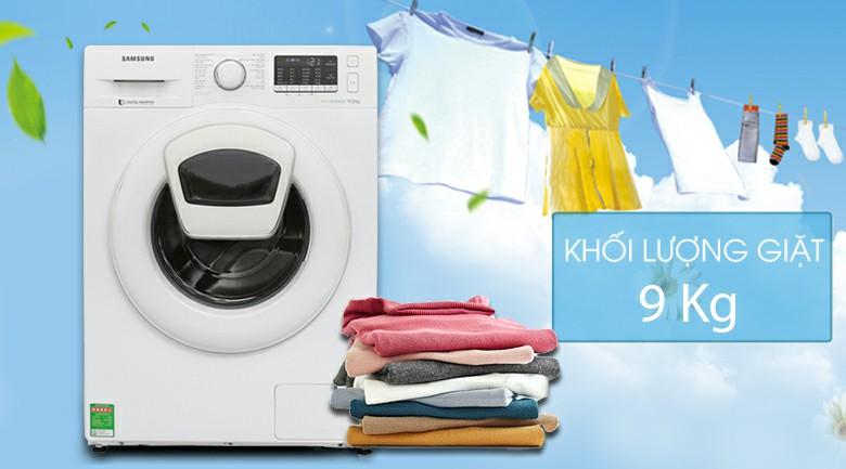 Máy giặt Samsung WW90K44G0YW Inverter 9kg 1