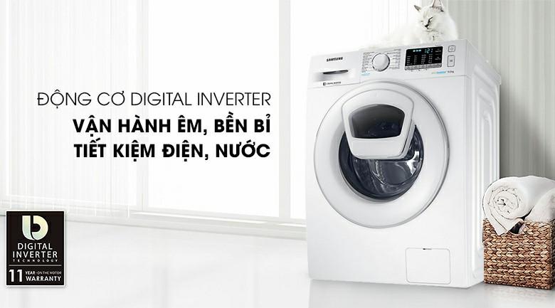 Máy giặt Samsung WW90K44G0YW Inverter 9kg 2