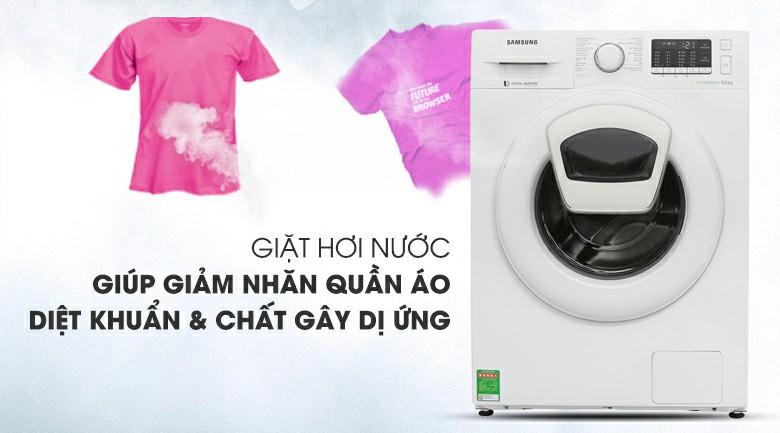 Máy giặt Samsung WW90K44G0YW Inverter 9kg 3