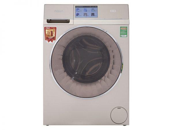 Máy giặt sấy AQUA AQD-D1000HT Inverter 10kg 11