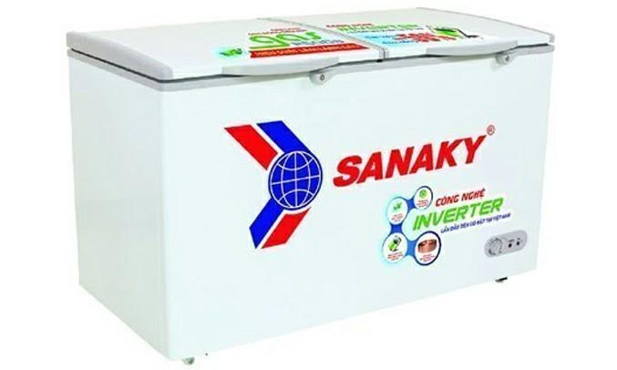 Tủ đông Sanaky VH-22899W4K Inverter 280 lít 4