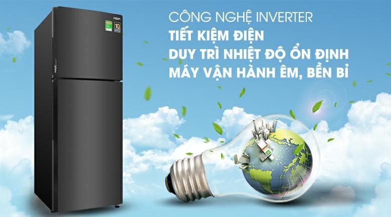 Tủ lạnh AQUA AQR-T249MA(PB) Inverter 235 lít 3