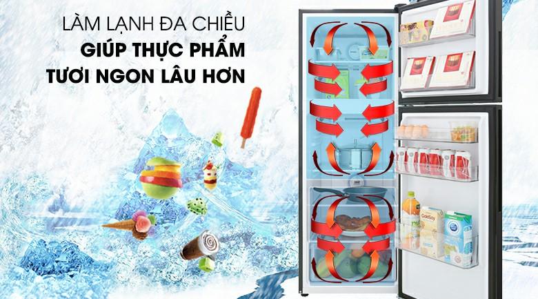 Tủ lạnh AQUA AQR-T249MA(PB) Inverter 235 lít 4