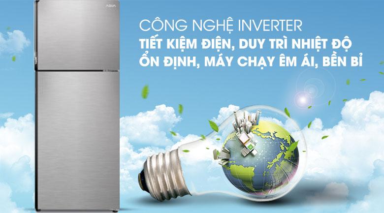 Tủ lạnh AQUA AQR-T249MA(SV) Inverter 235 lít 3