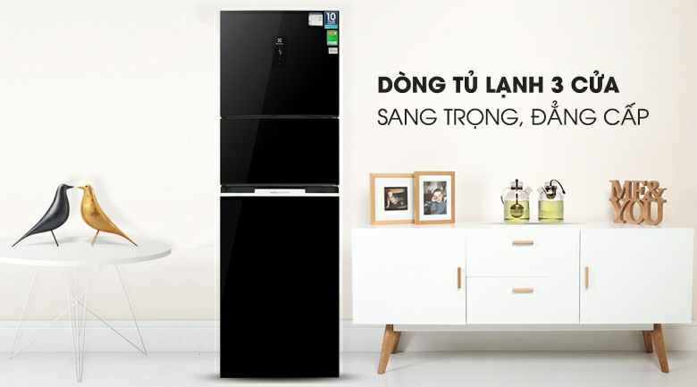 Tủ lạnh Electrolux EME3700H-H Inverter 337 lít 1