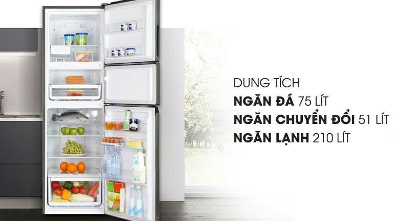Tủ lạnh Electrolux EME3700H-H Inverter 337 lít 2