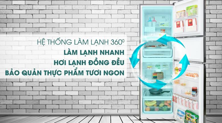 Tủ lạnh Electrolux EME3700H-H Inverter 337 lít 4