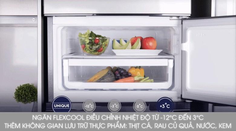 Tủ lạnh Electrolux EME3700H-H Inverter 337 lít 6