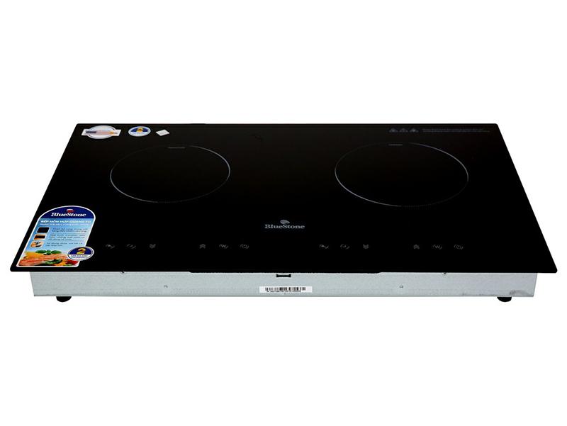 Bếp từ hồng ngoại đôi lắp âm Bluestone ICB-6811 1