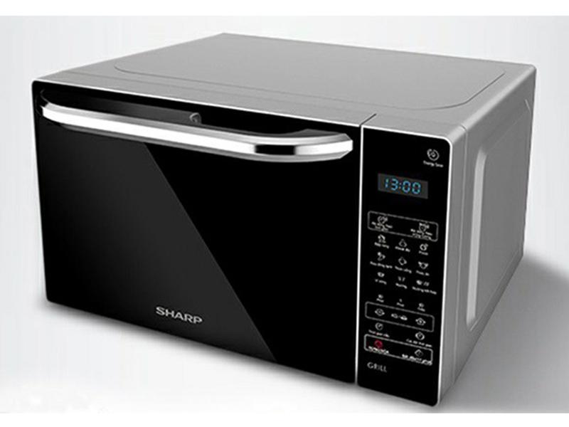 Lò vi sóng Sharp R-G272VN-S 20 lít giá rẻ | Giá mới nhất 2020