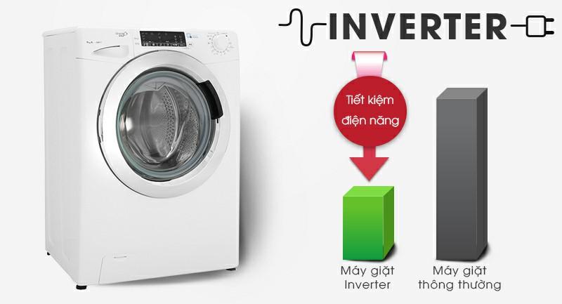 Máy giặt Candy GVS 149THC3 Inverter 9kg 3