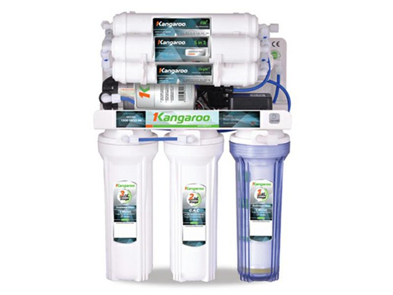 Máy lọc nước Kangaroo KG100HP (Không vỏ)