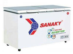 Tủ đông Sanaky VH-4099W2K 300 lít