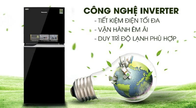 Tủ lạnh Panasonic NR-BL26AVPVN Inverter 234 lít 3