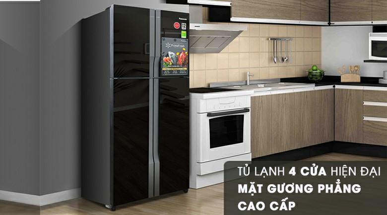 Tủ lạnh Panasonic NR-DZ600GKVN Inverter 550 lít 1