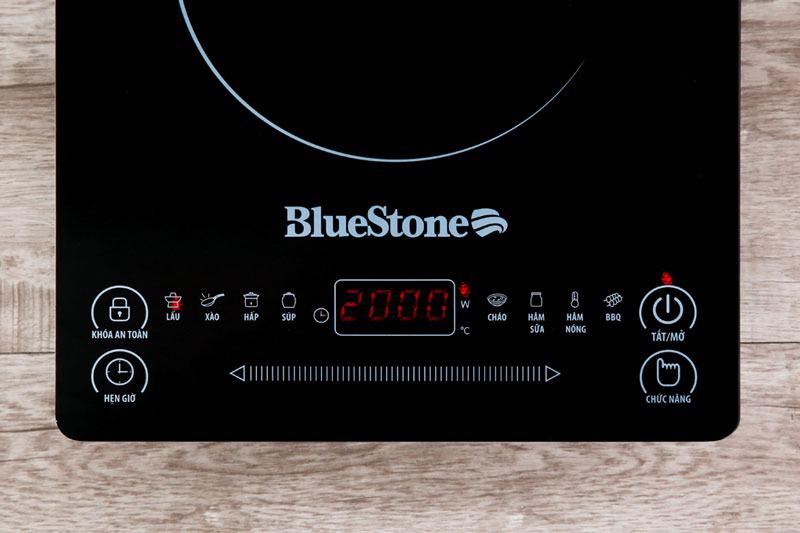 Bảng điều khiển cảm ứng chỉ dẫn tiếng Việt siêu nhạy, chạm nhẹ là dễ dàng tùy chỉnh 8 chế độ nấu được cài đặt sẵn, hẹn giờ