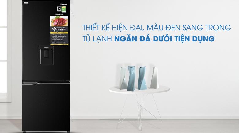Tủ lạnh Panasonic Inverter 290 lít NR-BV320WKVN thiết kế hiện đại