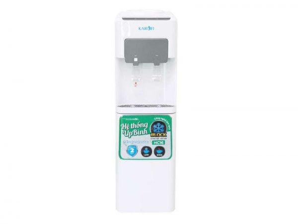 Cây nước nóng lạnh úp bình Karofi HC16