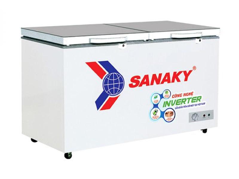 Tủ đông Sanaky 4099A4K Inverter 400 lít