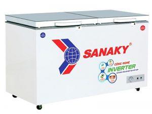 Tủ đông Sanaky VH3699W4KD Inverter 260 lít