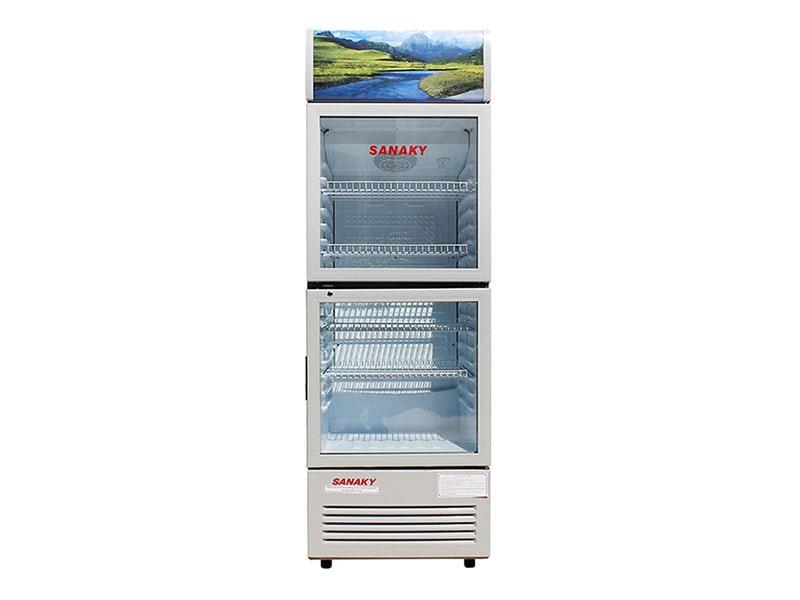 Tủ mát Sanaky VH-218W 170 lít