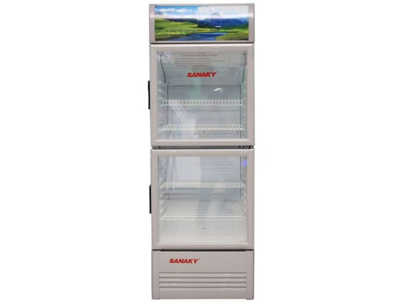 Tủ mát Sanaky VH-258W 200 lít
