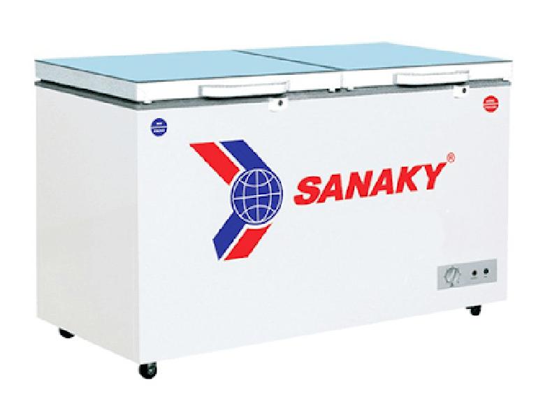 Tủ đông Sanaky VH-4099W2KD Inverter 300 lít