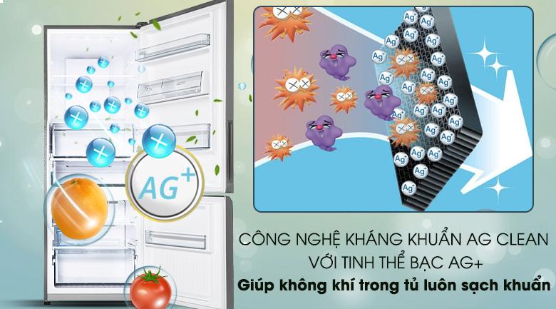 Tủ lạnh Panasonic Inverter 290 lít NR-BV320QSVN kháng khuẩn hiệu quả