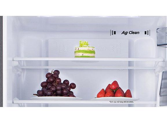 Tủ lạnh Panasonic Inverter 322 lít NR-BV360QSVN kháng khuẩn khử mùi