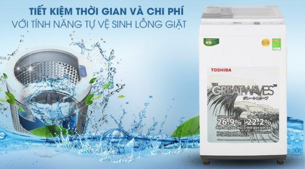 Máy giặt Toshiba AW-K800AV(WW) 7 kg 5