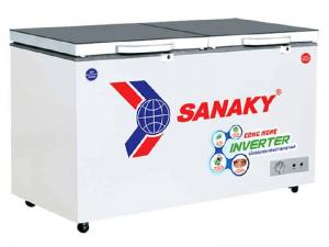 Tủ đông Sanaky VH-4099W4K Inverter 400 lít