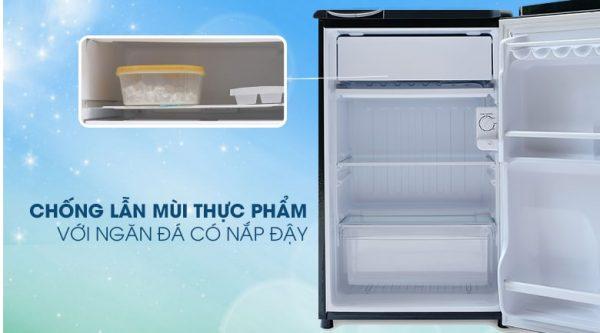 Tủ lạnh AQUA AQR-D99FA(BS) 90 lít 6