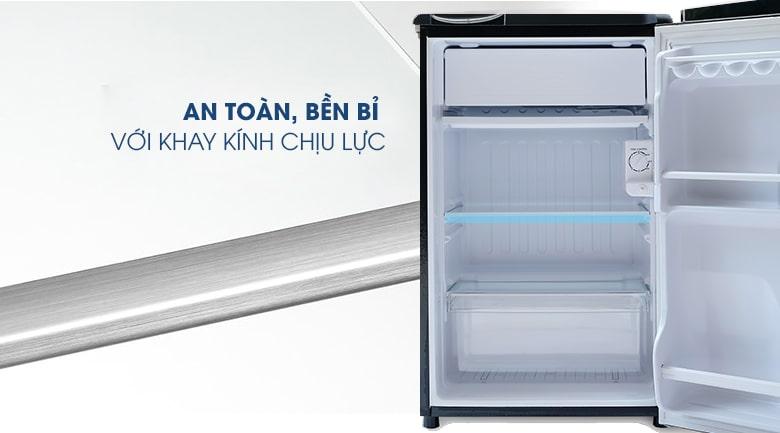 Tủ lạnh AQUA AQR-D99FA(BS) 90 lít 7