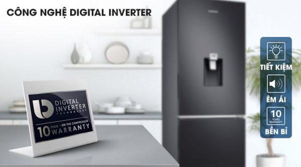 Tủ lạnh Samsung RB30N4180B1 6