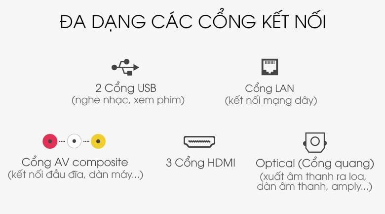 Android Tivi Casper 55UG6000 55 inch 9