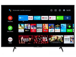 Android Tivi Sony 4K KD-55X7500H 55 inch