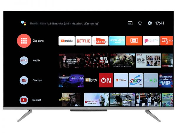 Android Tivi TCL 43P715 43 inch