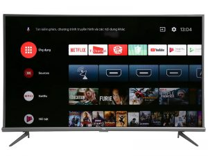 Android Tivi TCL 4K L43A8 43 inch 1