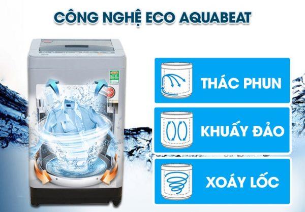 Máy giặt Panasonic NA-F80VS9GRV 8 kg 6