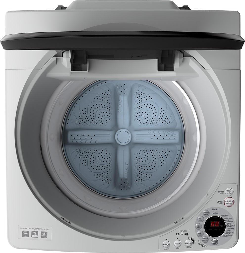 Máy giặt Sharp ES-W80GV-H 8 kg 3