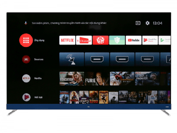 Android Tivi TCL L65C8 4K 65 inch